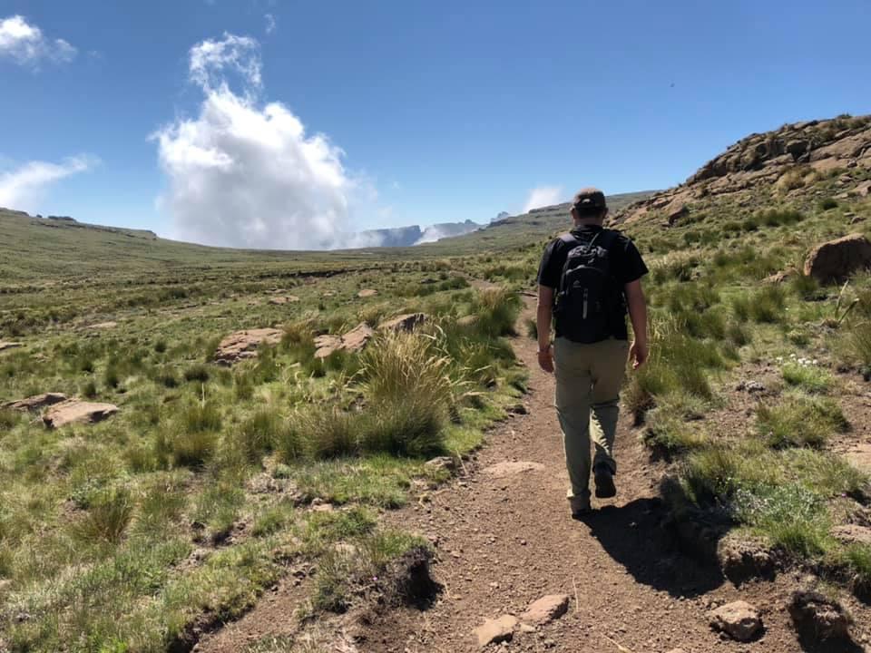 Tugela Falls, Drakensberg Moutains South Africa